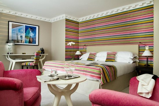 Le Mathurin Hotel & Spa Paris: Chambre Privilège
