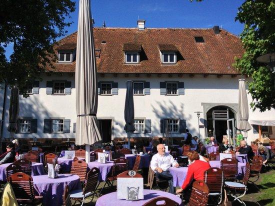 Pilgerhof-Rebmannshof: Garten