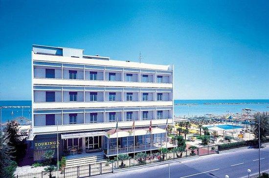 Hotel Touring Spiaggia : Hotel