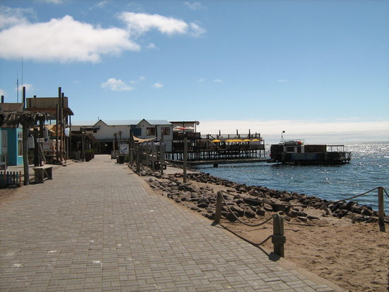 Cuppa Musselcracker located at Walvisbay Waterfront, The Boardwalk-  walk straight into us:)