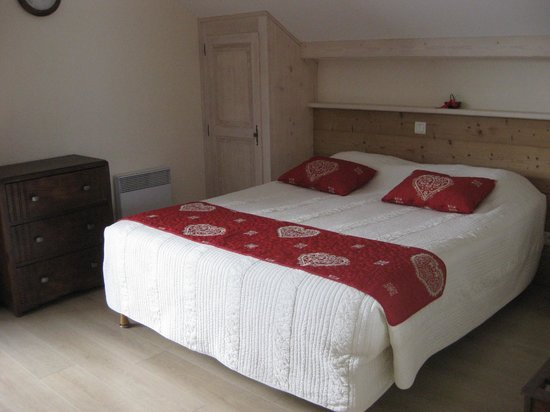 Hôtel de la plage : Room 20 on top floor