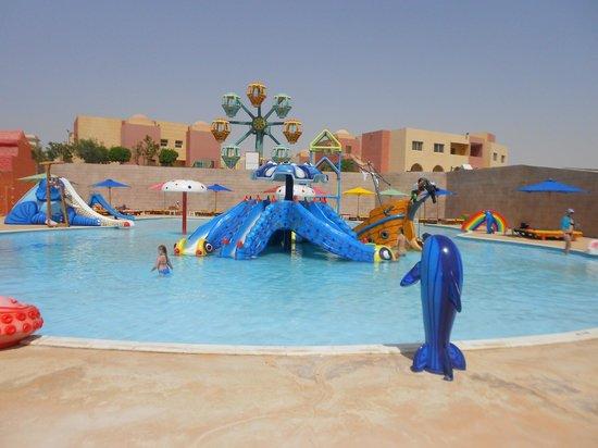 Serenity Fun City : Один из нескольких детских бассейнов
