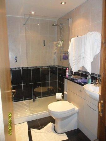 Great Salkeld, UK: Bathroom