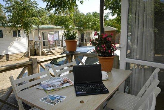 Camping Joncar Mar : Mobil Home