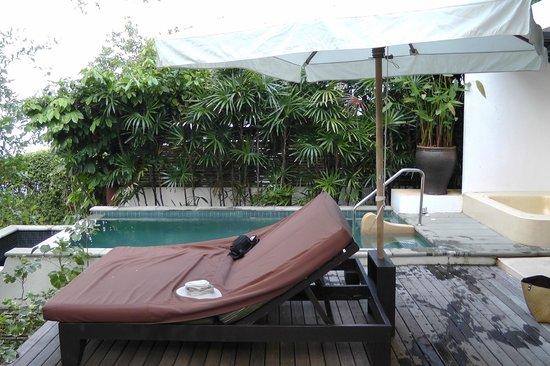 Paradee Resort & Spa Hotel: Private infinity pool