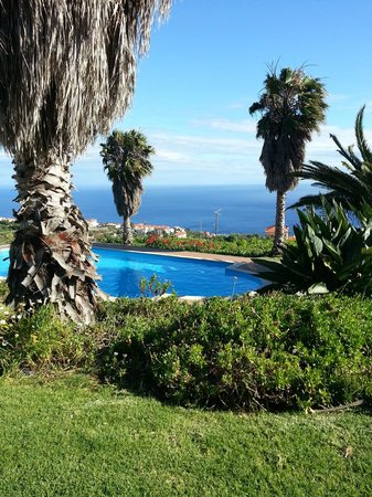 Quinta Alegre: Pool - und Gartenbereich