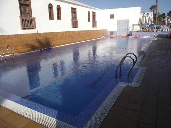 Activity Lap Pool Only Heated Pool Picture Of Tui