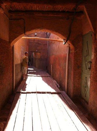 Riad Chafia : Médina-Marrakech