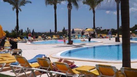 Holiday Village Algarve Balaia: Main Pool