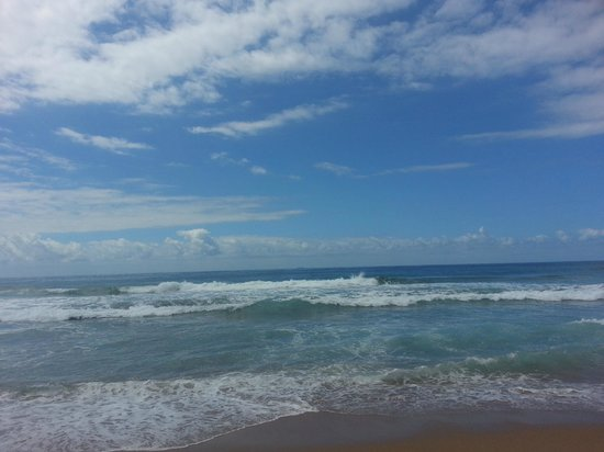 Ballito Backpackers: Perfect day at the beach
