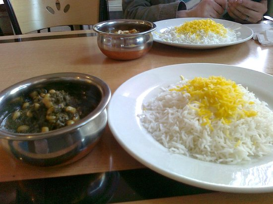A Taste of Persia: Ghormeh Sabzi and Rice