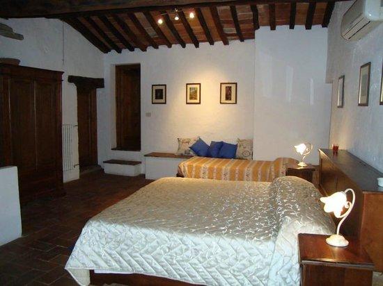Palazzo dei Bostoli: Camera 1