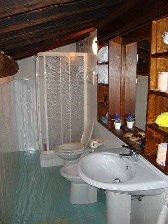 Palazzo dei Bostoli: Bagno