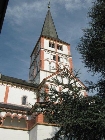Doppelkirche: Ein Kleinod romanischer Architektur