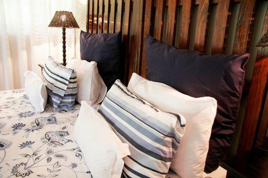Midrand Wild Goose B&B: twin bedrooms