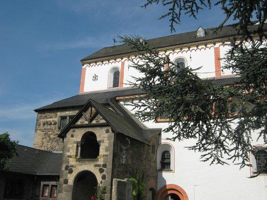 Doppelkirche: St. Maria und Clemens Kirche