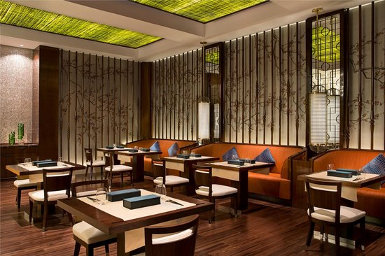 Blue Jade Restaurant in Dubai