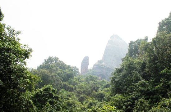 Shaoguan Danxia Mountain Sex Culture Museum: The big one is still there!