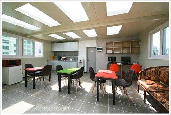Maru Guesthouse 2: Cafeteria