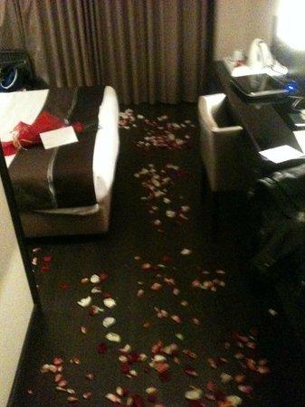 Turim Av Liberdade Hotel: Surpresa !