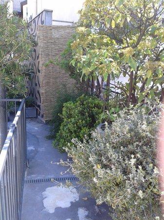 10 Corso Como : Galleria Sozzani - roof garden