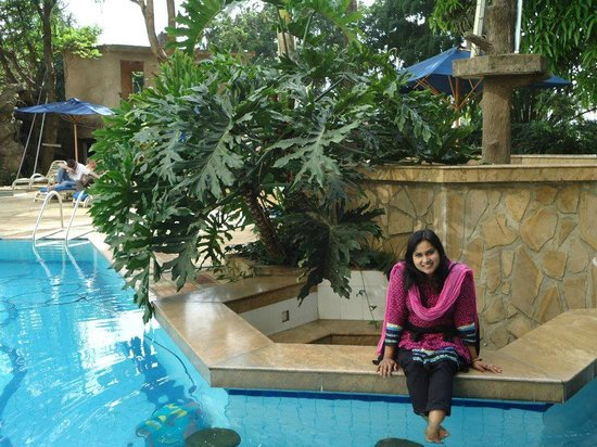 Impala Hotel: Pool
