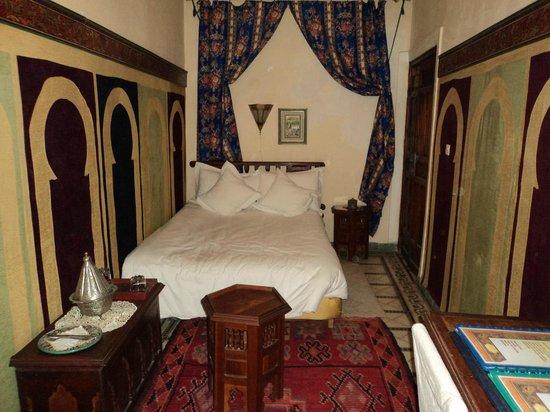 Riad Dalia: Fatima Chamber