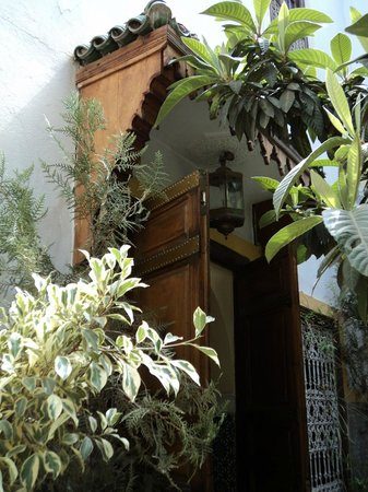 Riad Dalia: Peaceful Surroundings