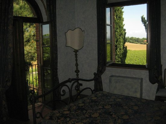 Agriturismo Podere La Rocca: Casa Al Bosco