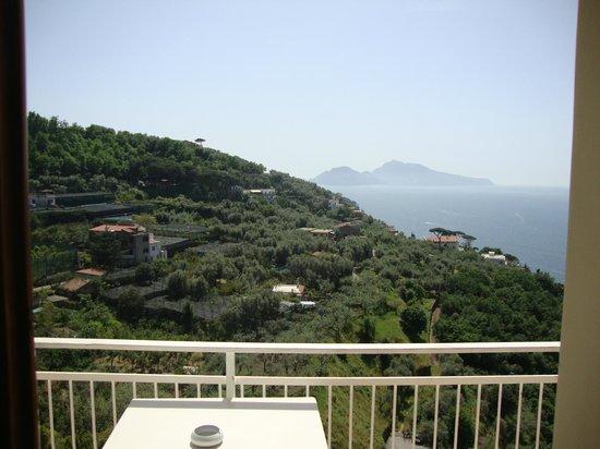 Hotel & Spa Francischiello Bellavista : vista dalla camera