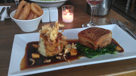 Wiveton Bell: Fantastic Pork Belly
