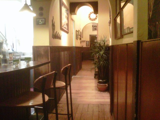 Middle East Cafe : Corridor