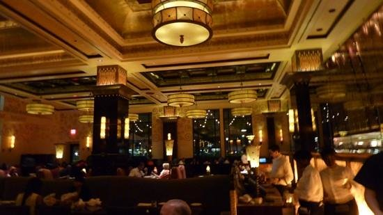 Grand Lux Cafe Garden City Reservations