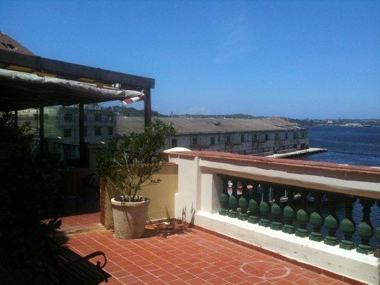 Armadores de Santander Hotel: restaurant terrasse