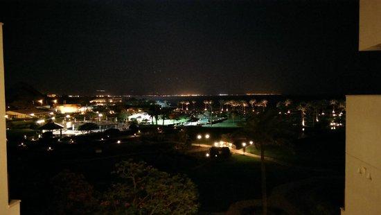 Movenpick Resort Taba Hotel : Vue