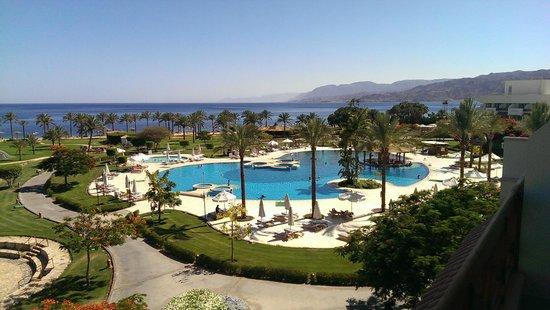Movenpick Resort Taba Hotel : Pool