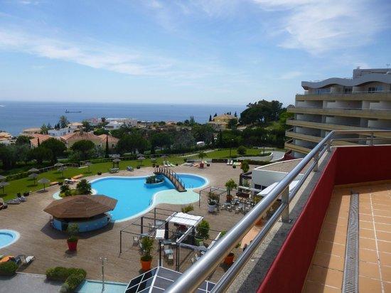 Solplay Hotel de Apartamentos: view from room