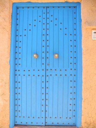 Dar Mouna: porte d'entrée