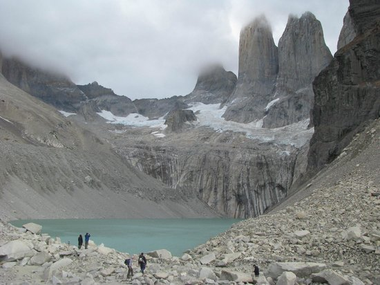 Las Torres Patagonia: Day trek and horse ride