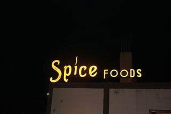Spice Foods: Spice at night