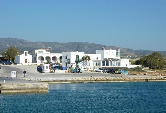 Thea ex Anatolon: Thea from the Aniparos ferry