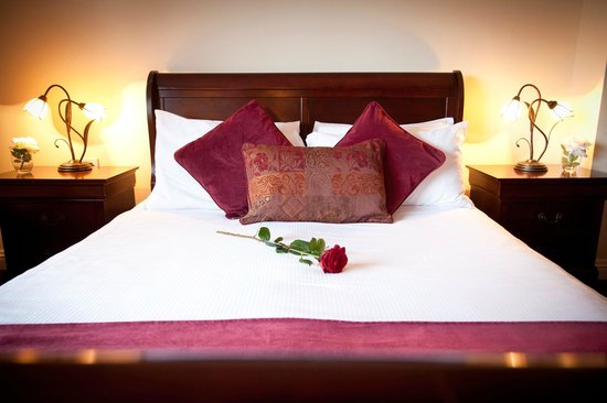 Aherlow House Hotel & Lodges: Bedroom