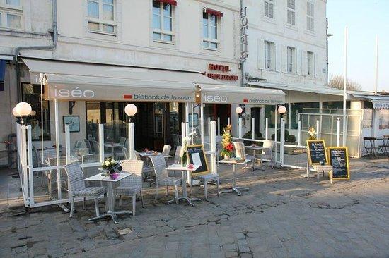 Is o bistrot de la mer la rochelle restaurant avis for Cuisine 3d la rochelle