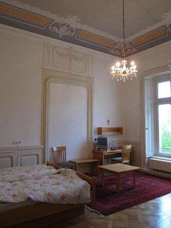Villa Raczynski: Double Bed Suite