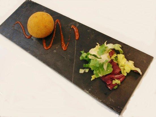 Espai de Gastronomia Girones: Tapa de concurso