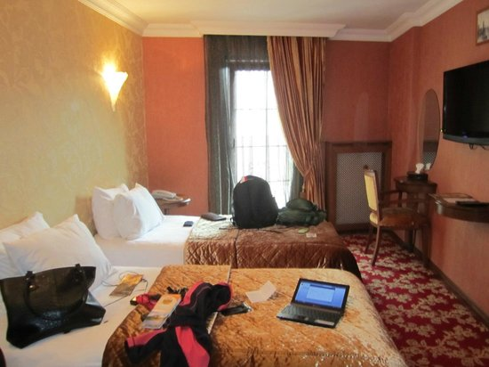 Best Western Antea Palace Hotel & Spa: Room with a window