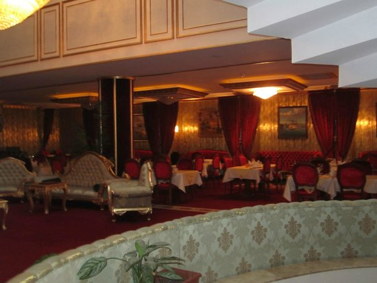 Best Western Antea Palace Hotel & Spa: Lobby/ Dining area for breakfast