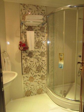 BEST WESTERN Antea Palace Hotel & Spa: Bathroom