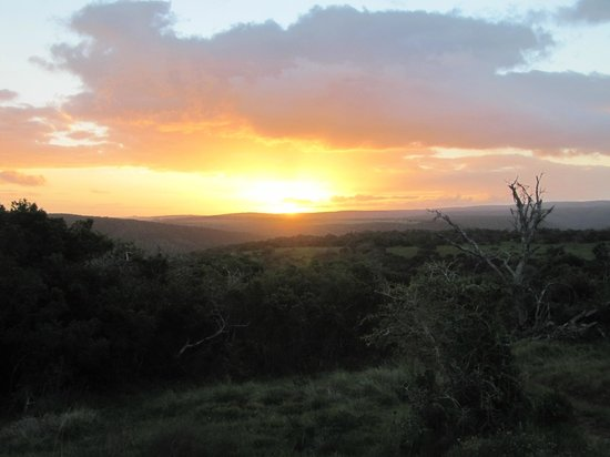 Sibuya Game Reserve: 4 -Star Luxury Tented Camps and Lodge: Beautiful area