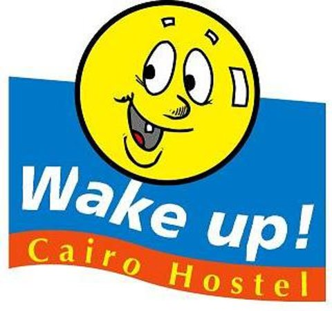 Wake UP Cairo Hostel: Logo
